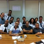 faces of sanity and hope at Emek Medical Center